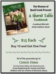 Cookbooks$15