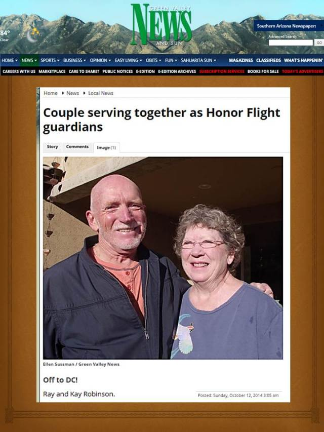 Robinsons_honor flight (single photo)