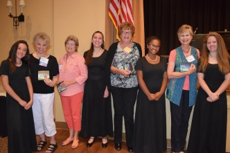 Twoqc May 2016 Program_Tucson Girl's Chorus (door prize winners)