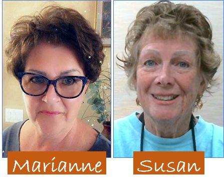 Marianne C Susan M Trivia Champs Mar2021