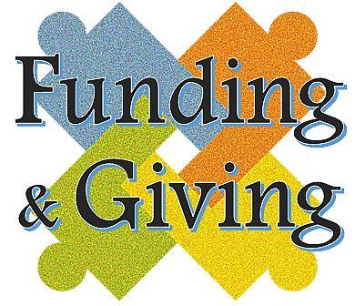 Funding & Giving logo