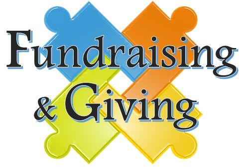 Fundraising & Giving logo