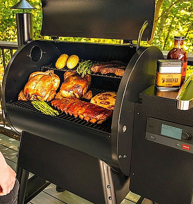 Traeger Grill photo