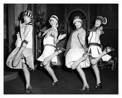 Charleston dancers